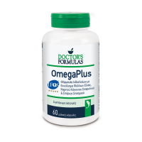OMEGA PLUS, 60 softgels