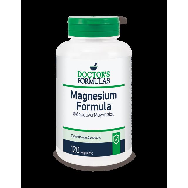 MAGNESIUM FORMULA, 120 Caps