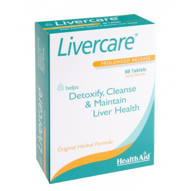 LIVER CARE, 60 Tabs