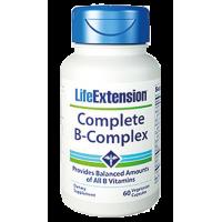 COMPLETE B-COMPLEX, 60 Caps
