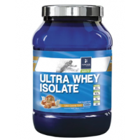 Ultra Whey Isolate Salted Caramel Flavor, 1000g