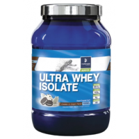 Ultra Whey Isolate Cookies & Cream Flavor, 1000g