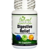 DIGESTIVE RELIEF, 30 Caps
