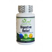 DIGESTIVE RELIEF, 60 Caps