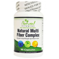 NATURAL MULTI FIBER COMPLEX, 90 Caps