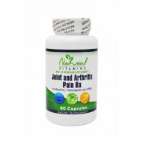 JOINT AND ARTHRITIS PAIN RX, 60 Caps