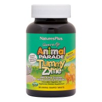ANIMAL PARADE TUMMY ZYME, 90 Tabs