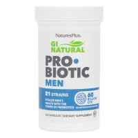 GI NATURAL PROBIOTIC MEN, 30 Caps