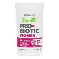 GI NATURAL PROBIOTIC WOMEN, 30 Caps