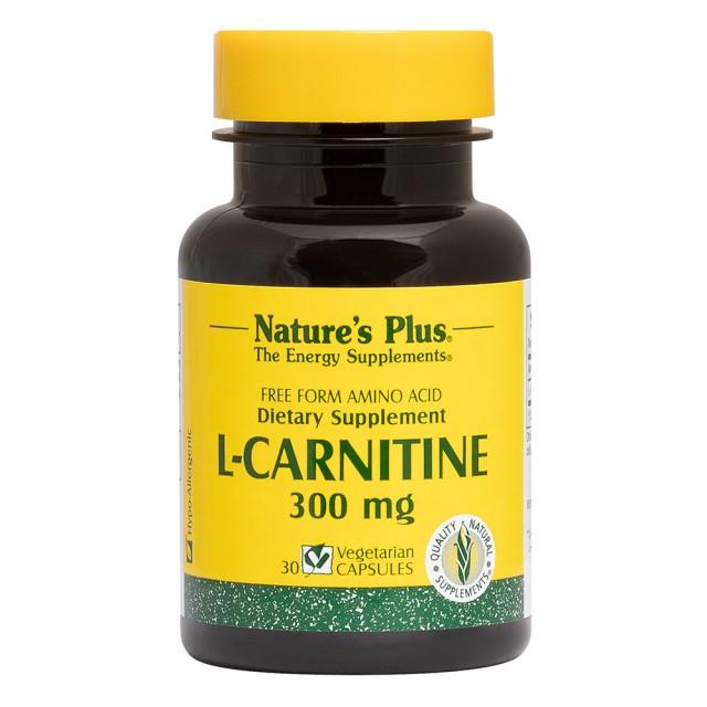 L-CARNITINE 300mg, 30 VCaps