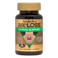 AGELOSS THYROID SUPPORT, 60 VCaps