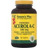 ACEROLA-C COMPLEX 500mg, 90 Tabs