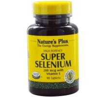 SUPER SELENIUM COMPLEX, 90 Tabs