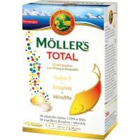 MOLLER'S - Moller's Total, 28 Caps + 28 Tabs