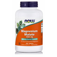 MAGNESIUM MALATE 1000mg, 180 Tabs