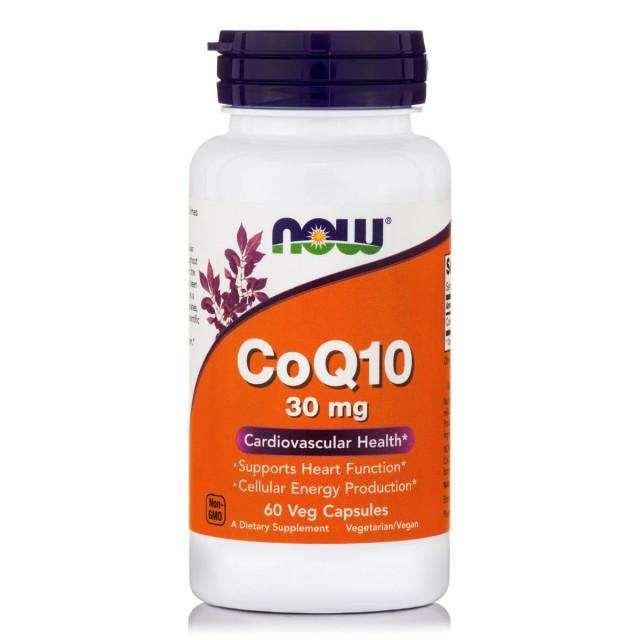 CoQ10 30mg, 60 Vcaps