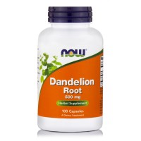 DANDELION ROOT 500mg, 100 Vcaps