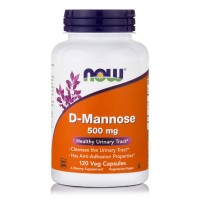 D-MANNOSE 500mg, 120 Caps