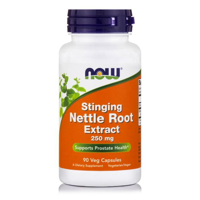STINGING NETTLE ROOT EXTRACT 250 mg, 90 veg caps