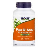 PAU D' ARCO 500mg, 100 Vcaps