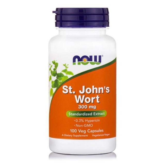 ST. JOHN'S WORT 300mg, 100 Vcaps