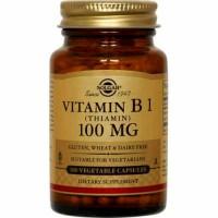 VITAMIN B1 100mg, 100 Vcaps