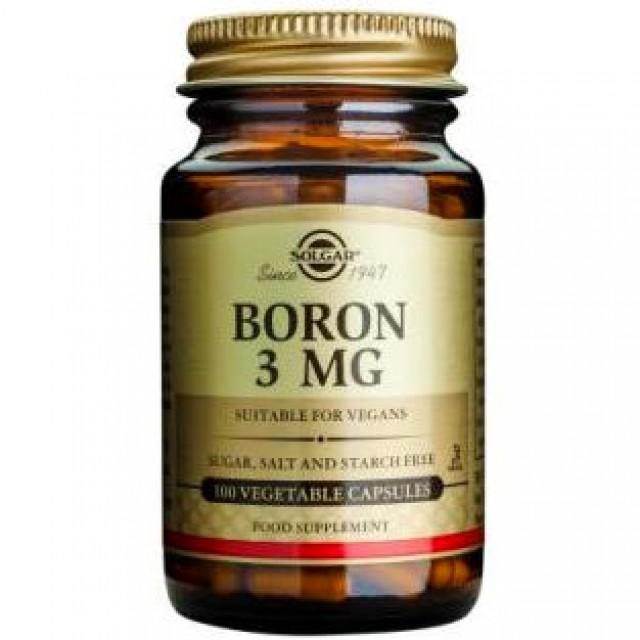 BORON 3mg, 100 Vcaps