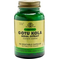 GOTU KOLA AERIAL EXTRACT, 100 Vcaps
