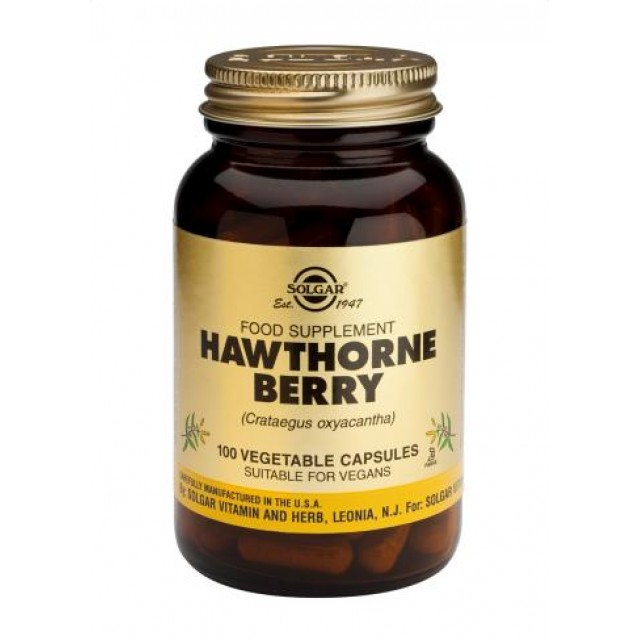 HAWTHORNE BERRY, 100 Vcaps