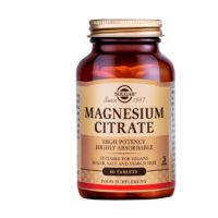 MAGNESIUM CITRATE 200mg, 60 Tablets