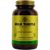 MILK THISTLE HERB & SEED EXTRACT, 60 Vcaps