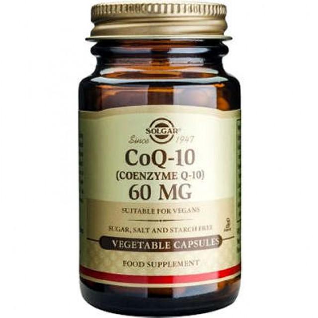 CoQ10 60mg, 60 Vcaps